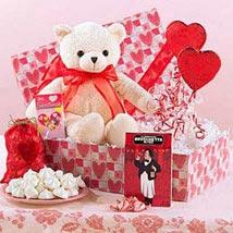 Valentine Box: Chocolates to Philippines