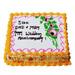 Butterscotch Bonanza Cake Half kg