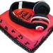 Headphone Shape Cake 4Kg Chocolate