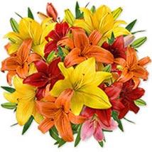 Copacabana SUAR: Flowers to Saudi Arabia