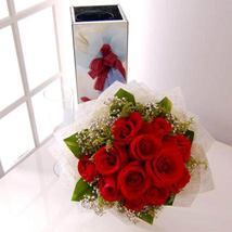 Red Seduction: Anniversary Gifts to Singapore