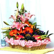 Summer Harvest: Send Christmas Flowers to Singapore