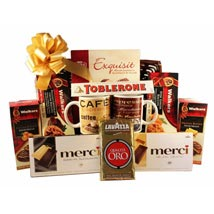 Coffee for you: Gifts to Spain