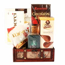 Delightful Discovery Gift Basket: Send Gifts to Spain