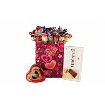 Sweet for my sweetheart: Gifts to Spain