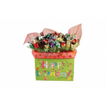 Happy Birthday Sweet Bouquet: Valentines Day Gifts to Sweden