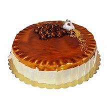 1 Kg Caramel Cake: Send Cakes to Ajman