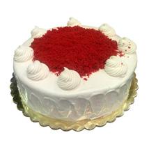 1 Kg Red Velvet Cake: Send Cakes to Ajman