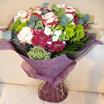 Amalgamation of the Nature: Flower Bouquets Sharjah