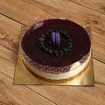 Blueberry Cheesecake: Send Cakes to Sharjah