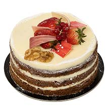 Carrot Cake: Cakes Delivery in Sharjah
