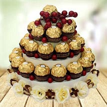 Chocolate Tower: Send Chocolates for Eid to UAE