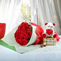 Cute Gift Hamper For U: Valentines Day Gifts for Her