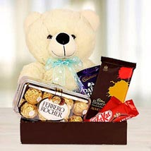 Cutie Pie Love: Chocolates to Dubai, UAE