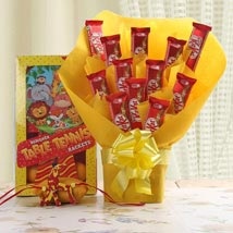 Dinosaur Rakhi Hamper: Send Gifts for Kids in UAE