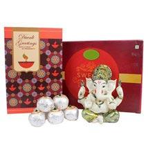 Diwali Greetings with Ganesha: Diwali Sweets to Sharjah