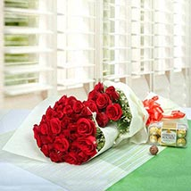 Elegant Gift For The Occasion: Flower Bouquets to UAE