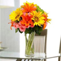Exquisite Arrangement: Flowers for Mothers Day