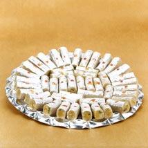 Go Crazy With Kaju Rolls: Sweets to UAE