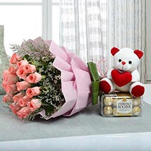 Hamper to Surprise U: Flower Bouquets to UAE