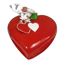 Heart Cake: Valentines Day Gifts for Her