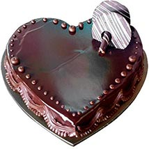 Heartshape Chocolate Truffle: Valentines Day Gifts for Him