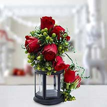 Joyful Gesture Bouquet: Miss You Flowers in UAE