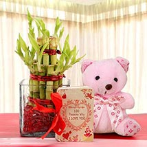 Lucky Bamboo and Bear Love: Plants to UAE