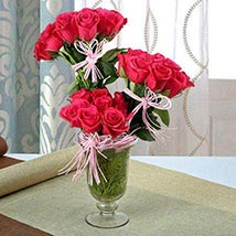 Multi Layered Arrangement: Valentines Day Gifts for Him