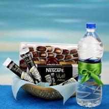 Nutty Dates Hamper: Send Eid Gifts to Abu Dhabi