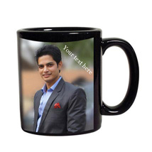 Personalised Photo Mug: Personalised Gifts to Abu Dhabi