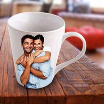 Personalized Photo Mug: Personalised Gifts to Abu Dhabi