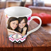 Picture Perfect Personalized Mug: Personalized Gifts to Abu Dhabi