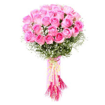 Pink Perfection: Flowers for Boyfriend UAE