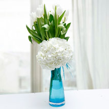 Pure Magnificence: Sympathy & Funeral Flowers UAE
