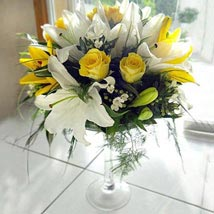 Serenity: Flowers for Wife to UAE
