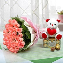 Showing Ur Heartiest Emotions: Flower Bouquets to UAE