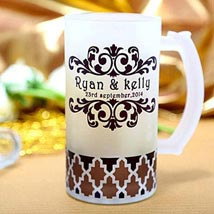 Special Personalize Beer Mug: Personalized Gifts to Abu Dhabi