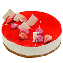 Strawberry Cheesecake: Cakes to Ras Al Khaimah
