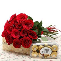Valentine Love Pack: Valentines Day Gifts for Him