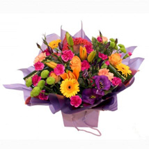 A Myriad of Colours: Flower Bouquet Delivery in UK