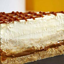 Banoffee Cheesecake: Cakes to Glasgow