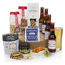 Best Bud Beer Hamper: Anniversary Gifts to UK