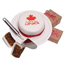 Canadian Greetings Cake: Cake Delivery in London