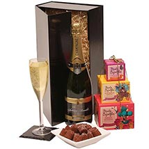 Champagne Sensation Gift: Fathers Day Gifts to UK
