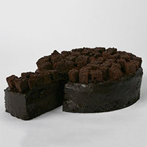 Charlies Original Factory Fudge Cake: Fathers Day Gifts to UK