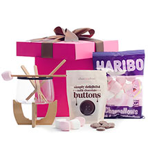 Chocaholic Gift Set: Send Mothers Day Gifts to UK