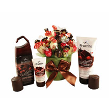 Chocolate Addiction: Send Gifts to Leeds