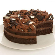 Crazy Chocolate Fudge Cake Madness: Anniversary Gifts to UK