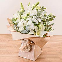Evelyn Arrangement: Sympathy & Funeral Flowers to UK